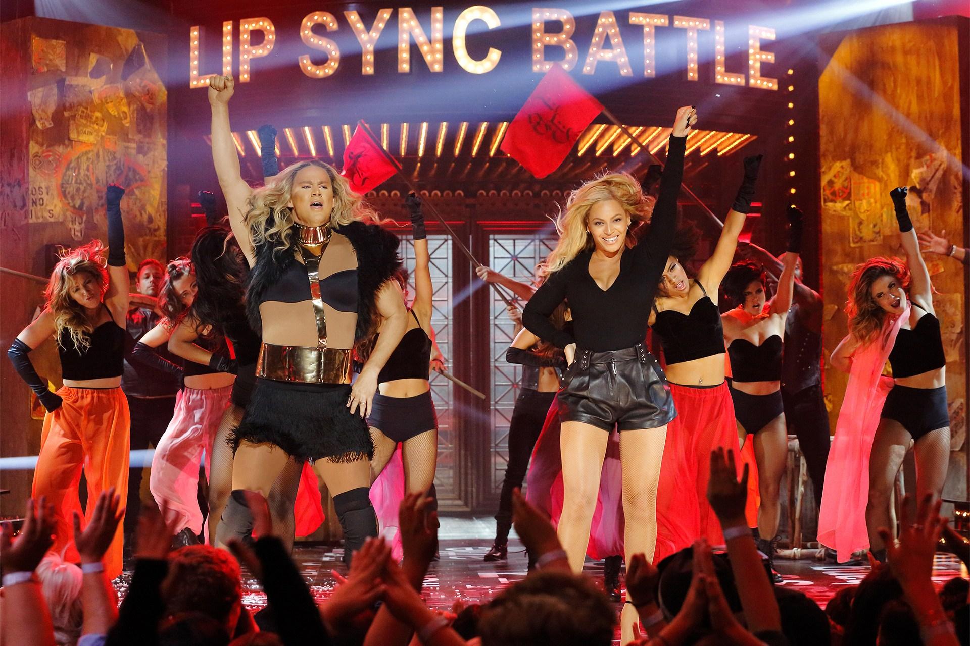 Channing Tatum ucharakteryzowany na Beyonce zatańczył do jej utworu!   LuxyRumours