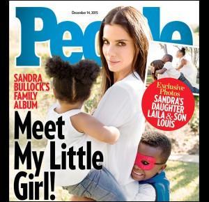 Sandra Bullock adoptowała córkę! | LuxyRumours