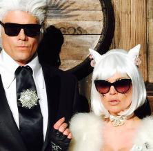 Halloween 2015 według gwiazd Hollywood (dużo zdjęć‡) | LuxyRumours