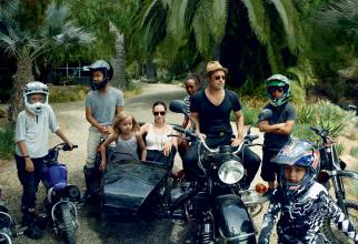 Angelina Jolie na okł'adce Vogue   trailer do jej nowego filmu | LuxyRumours