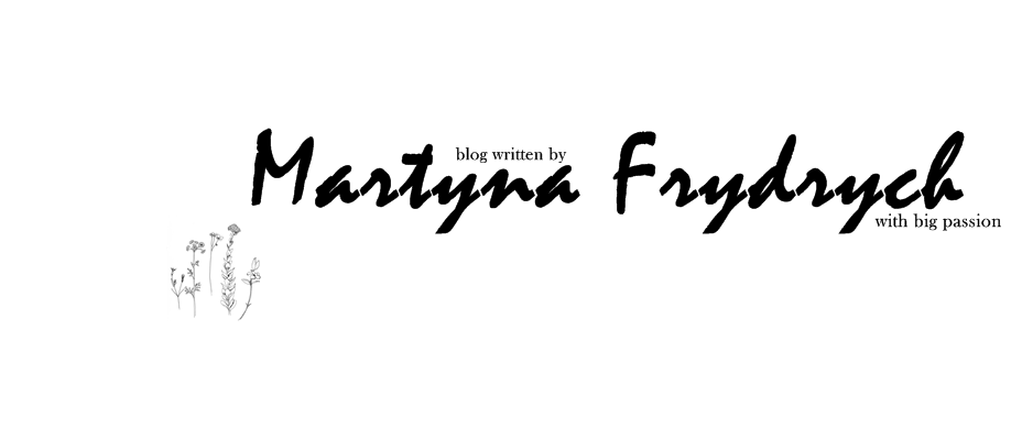 Martyna Frydrych: DOCENIAJ CO MASZ