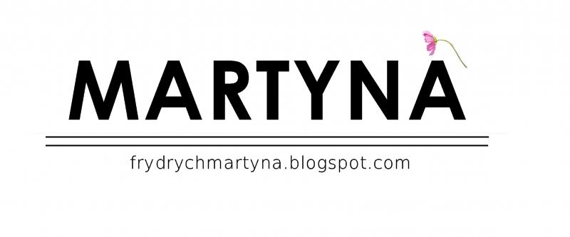 Martyna Frydrych: jesień!