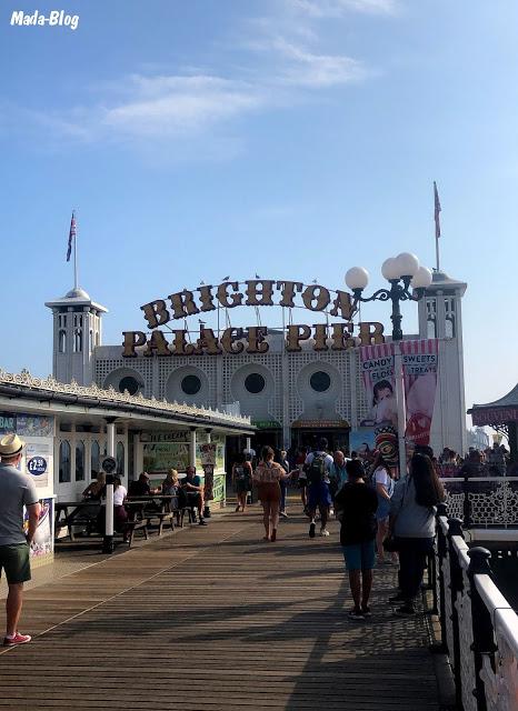 Mada-Blog: Brighton
