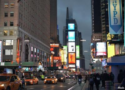 Mada-Blog: New York #1