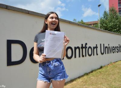 Mada-Blog:  Skończyłam studia! | I graduated!