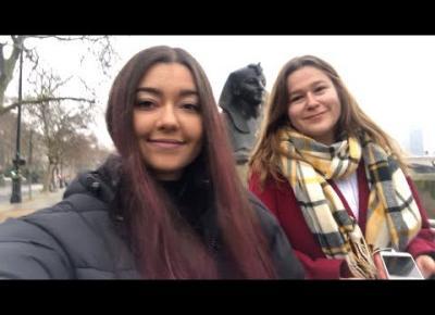 SYLWESTER W LONDYNIE! | VLOG