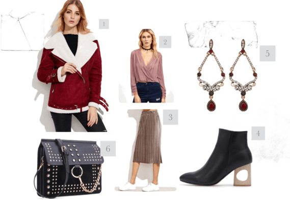 The world is my runway.: Whislist