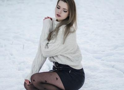 The world is my runway.: Sweater weather ( Winter look)