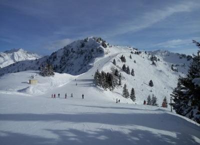 Stacja narciarska Collet d'Allevard - 1756 kilometrów na Zachód ...