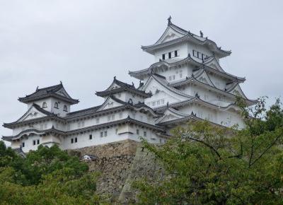Zamek w Himeji
