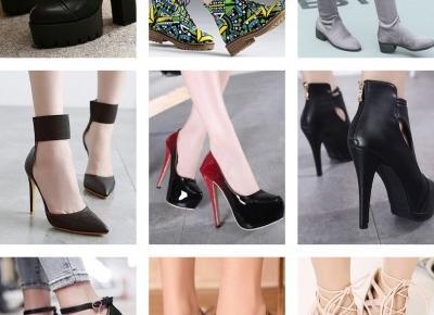 22 pary butów