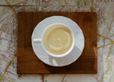 Przy porannej kawie | Blog Maddy