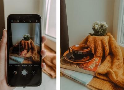 Telefon & Zaawansowany aparat - poradnik amatorski  - Blog Mady