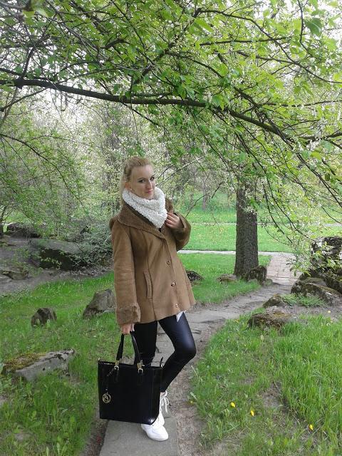 Madeleine Styles: Łódzki Ogród Botaniczny