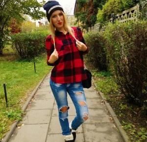 Madeleine Styles: Street style