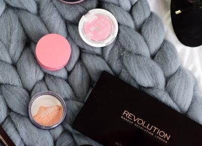 Moja kolekcja róży do policzków   Mademoiselle Magdalene Blog: Uroda   Kosmetyki   Makijaż   Moda   Lifestyle