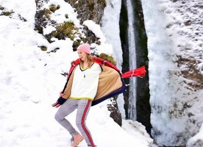 Nowości w mojej szafie | Zimowy lookbook prosto z Tatr :) | Mademoiselle Magdalene Blog: Uroda | Kosmetyki | Makijaż | Moda | Lifestyle