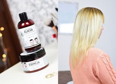Niedziela dla włosów | Kosmetyki WS Academy w akcji!