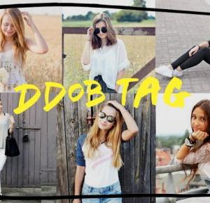 My name is no name...: #DDOB TAG - dowiedz się o mnie więcej