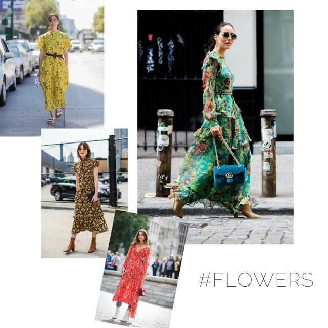 maxi sukienka w kwiaty.
