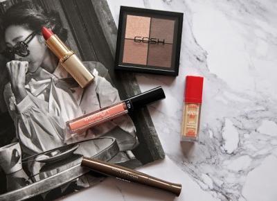 kosmetyki do makijażu - nowości.