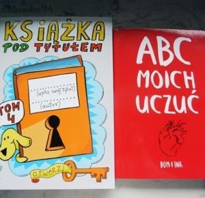 littlecookes94: Książka pod tytułem 4 , ABC moich uczuć   Wydawnictwo KAKTUS