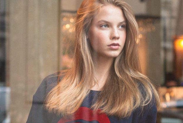 Kolejny sukces 15 letniej Igi Lis - została twarzą marki La Mania.
