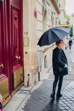 Kasia Tusk - Look of a Day - Paryż
