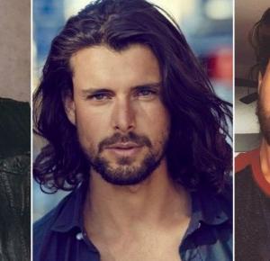 50 zdjęć pokazujących, że mężczyźni z długimi włosami są bardzo sexy