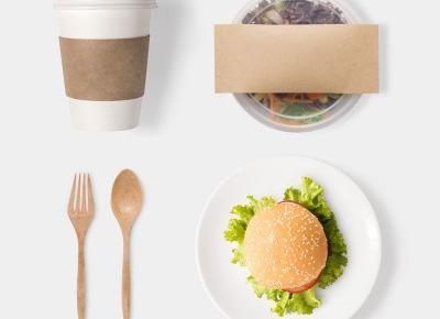 Naukowcy odkryli toksyczne związki w opakowaniach fast foodów