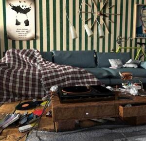 Nieporządek panujący w naszej sypialni pogarsza jakoś snu?
