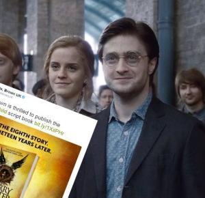Harry Potter nowa książka. Będzie 8. część Harryego Pottera!