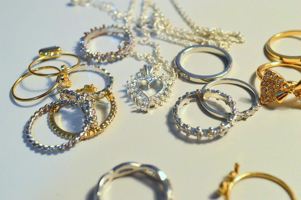 lawendowam lifestyle blog: Jak dbać o biżuterię?...kilka zasad