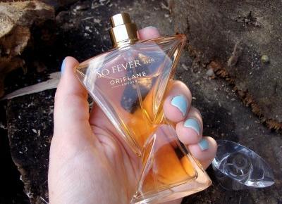 Lawendowe zapiski: So Fever...uwodzielski i kobiecy zapach