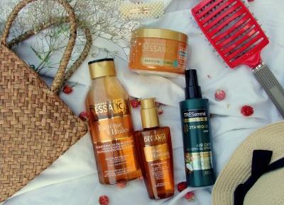 lawendowam lifestyle blog: Misja wygładzanie czyli pielęgnacja puszących się włosów