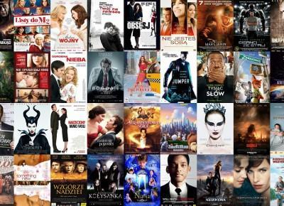 Lawendowe zapiski: Filmoteka- obejrzane filmy w 2016 roku