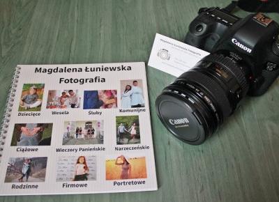 Magdalena Łuniewska Fotografia: Fotozeszyt