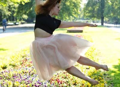 Magdalena Łuniewska Fotografia: spring dance in Warsaw