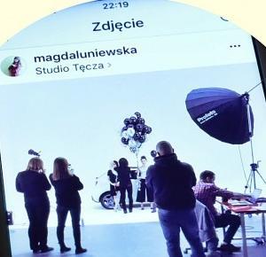 Magdalena Łuniewska Fotografia: Instagramy fotograficzne