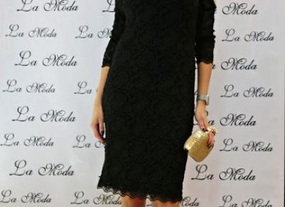 Magdalena Łuniewska Fotografia: Lookbook La Moda