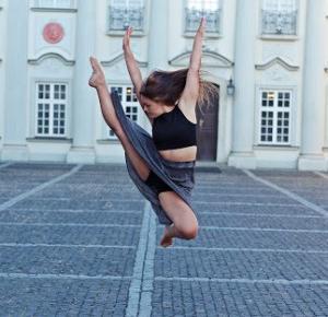 Magdalena Łuniewska Fotografia: Dance in Warsaw