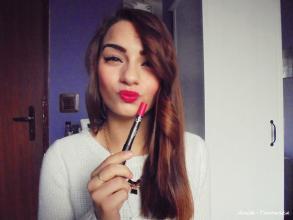 Golden Rose na moich ustach :)