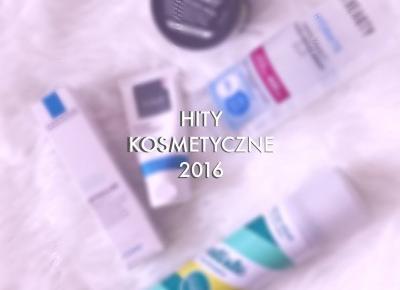 HITY KOSMETYCZNE 2016! Najlepsi z najlepszych!  | MagInspires Beauty Blog