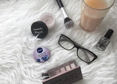 Jak szybko ogarnąć się z rana? Moje wskazówki!  | MagInspires Beauty Blog