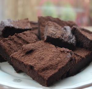 Brownie bez cukru!!! :)