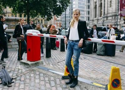 Main Drag: LONDON FW SS 2018 STREET STYLE