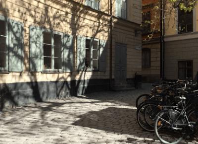 Main Drag: STOCKHOLM