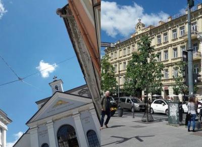 Mazury Wilno-Trip 100 kościołów
