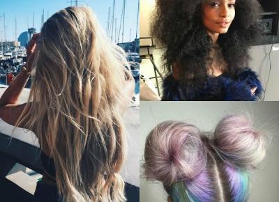 Brunette blog: Szybki przegląd tumblra #hair