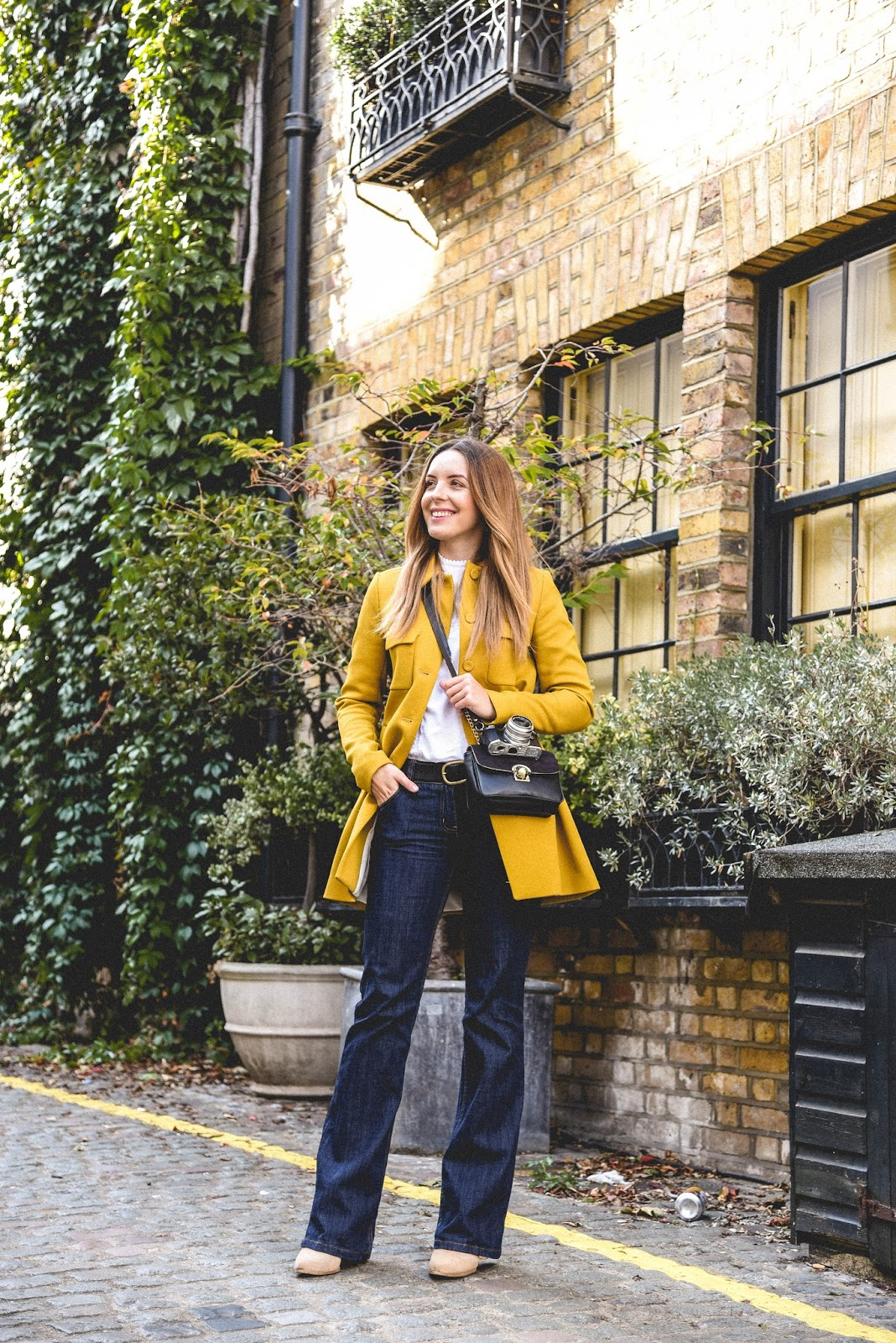 MY COLOURS OF AUTUMN – LOOK OF THE DAY | MAKES IT SIMPLE